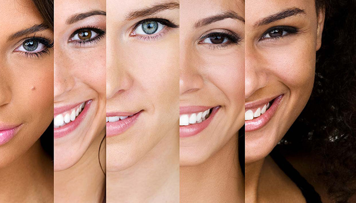 The Different Skin Types: How to determine the skin type and take care of it?