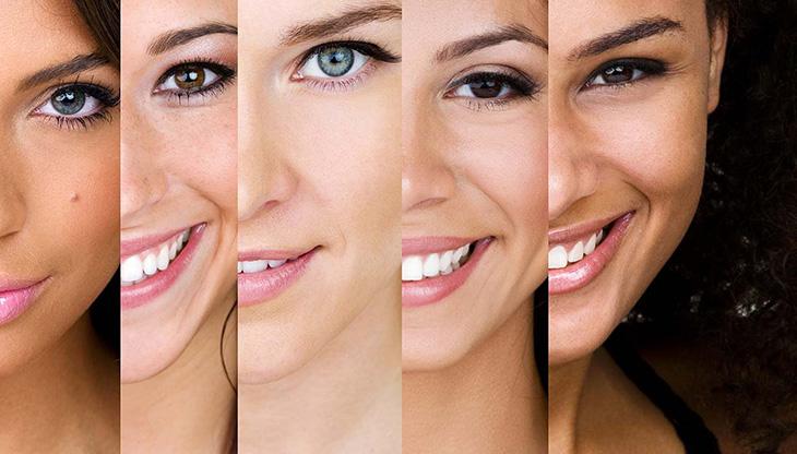 انواع البشرة: كيفية تحديد نوع البشرة والعناية بها؟