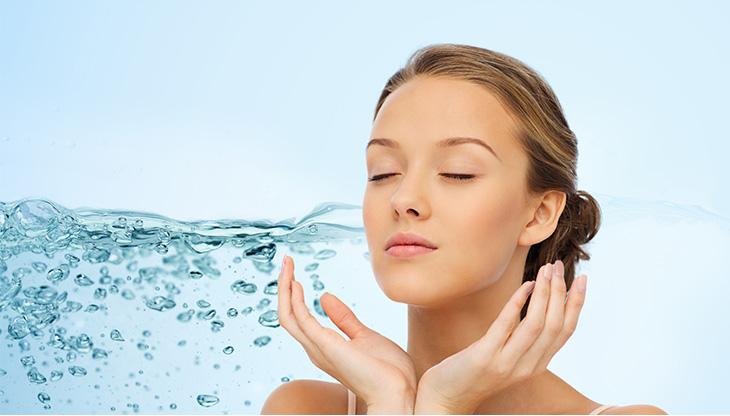 oily skin in winter - Treatment of dry oily skin in winter
