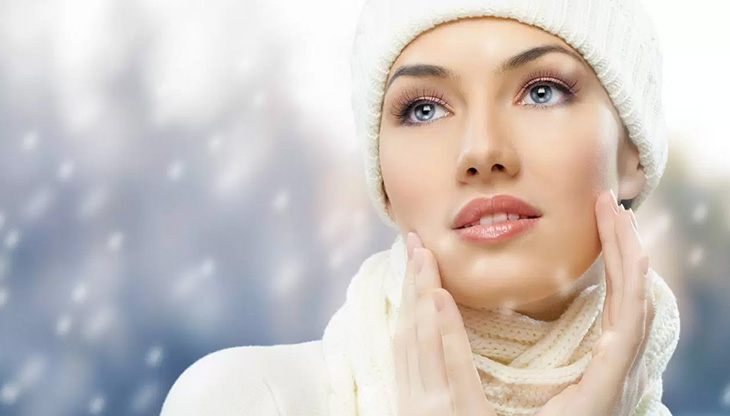 Treatment of oily skin in winter and tips for taking care of it